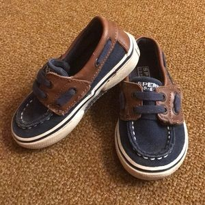 Sperry Top Sider toddler shoes